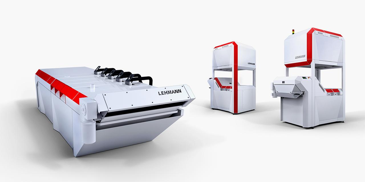 Versionen Maschinendesign für Filteranlage