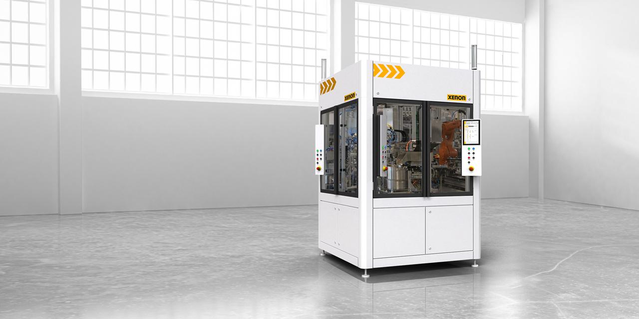 Design und Konstruktion für Modulare Montageplattform